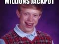 Bad Luck Brian got rich