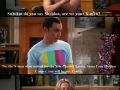 Sheldon wouldn't get that