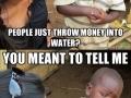 Skeptical 3rd World Kid