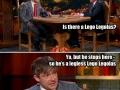 Martin Freeman is a funny guy
