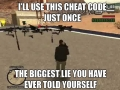 The biggest lie