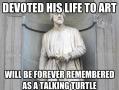 Bad Luck Donatello