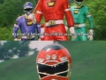 Power Rangers have a point