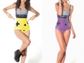 GameBoy Colour Swimsuits