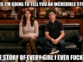 Scumbag Ted Mosby