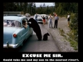 Excuse me sir..