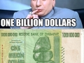 1 billion dollars
