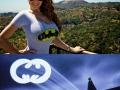 Batman's new sign