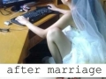 Before & after marriage