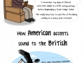 British and American accents