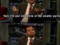 Aziz is awesome
