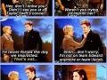Ellen made Kristen laugh