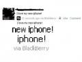 iPhone? You serious?
