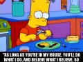 Homer's Wise Words