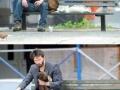 Keanu loves dogs