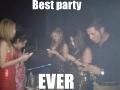 Party hard wooooo!