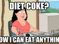 Most people starting a diet