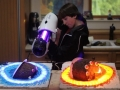 Awesome Portal cakes!