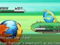 Internet Explorer Crashed!