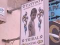 Tattoo shop in Macedonia