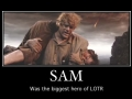 Sam is THE MAN!