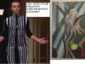 Gaga stole Sheldon's costume