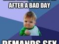 I like these bad days