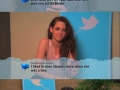 Mean celebrity tweets