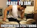 Drummer's Problem
