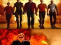 Cool guys & explosions