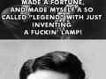 Edison being Edison
