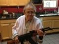 Grandma gets wild