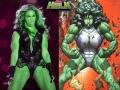 Beyonce = She-Hulk