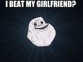 How often do I beat my gf