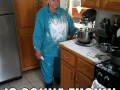 Granny did it again