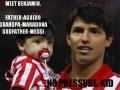 No pressure kid!