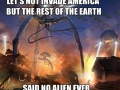 Alien's choice