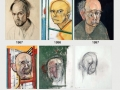 An artist with Alzheimer�s