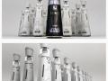 Evian Star Wars Water