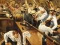 Bar fighting