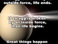 Great things happen