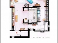 Floor plans of homes on tv