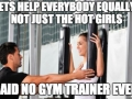 Scumbag Gym Trainers