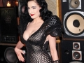 Dita in world's 1st 3D dress