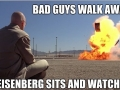 Good Guy Heisenberg