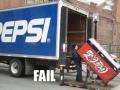 Pepsi Fail
