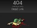 404: Dead Link