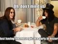 Epic tea party is epic