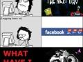 Alcohol+Facebook=Bad