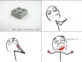 1st world lego problems